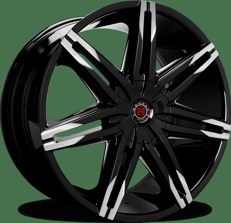 Morder Wheels MS-648 BG