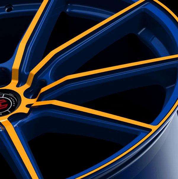 Custom Morder Wheels MS-010